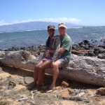 Mahogany LogShipwreck Beach Lanai